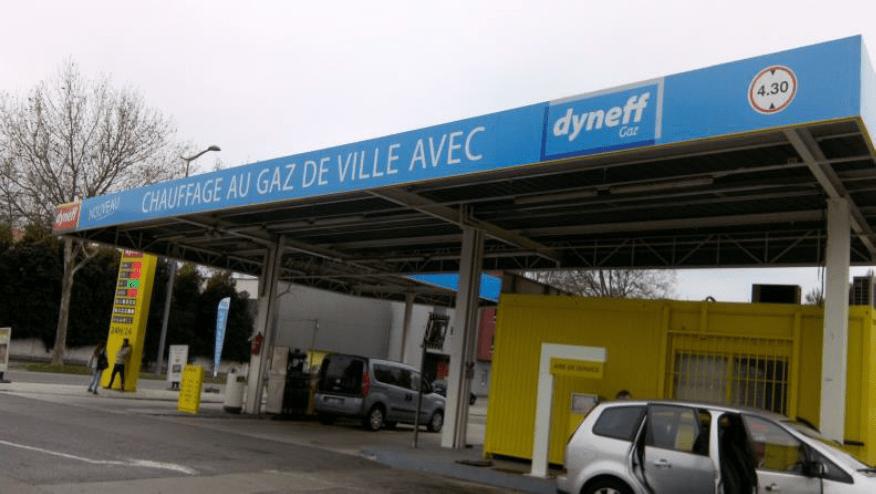 Dyneff dévoile sa nouvelle identité visuelle « Dyneff Gaz »