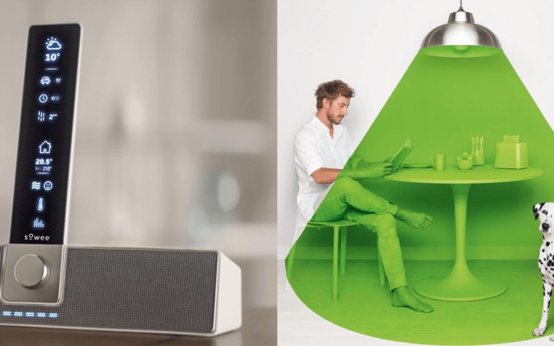 La Station connectée Sowee intègre Amazon Alexa et donne la voix aux consommateurs