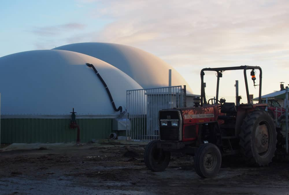 Ilek lance la première offre de gaz bio « made in France »